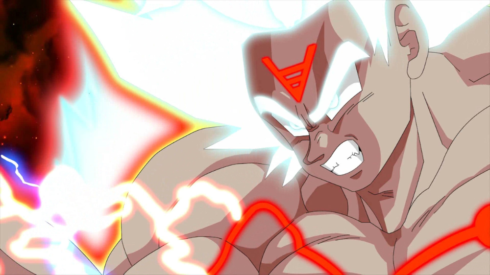 Goku Omni Ssj Dios Kaioken X100 In 2021 Dragon Ball Super Art Goku Dragon Ball Wallpapers
