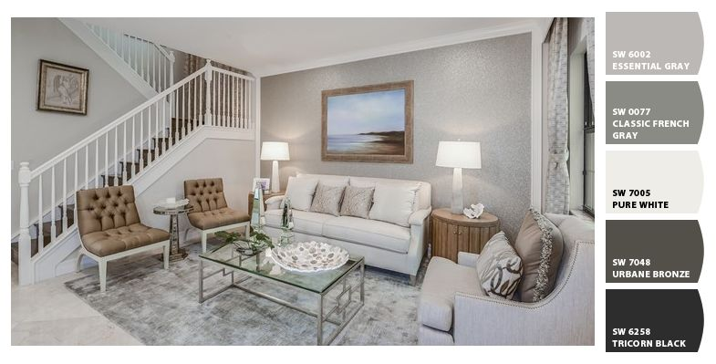 The Conrad Model Home At Riverstone In Naples FL Glhomes
