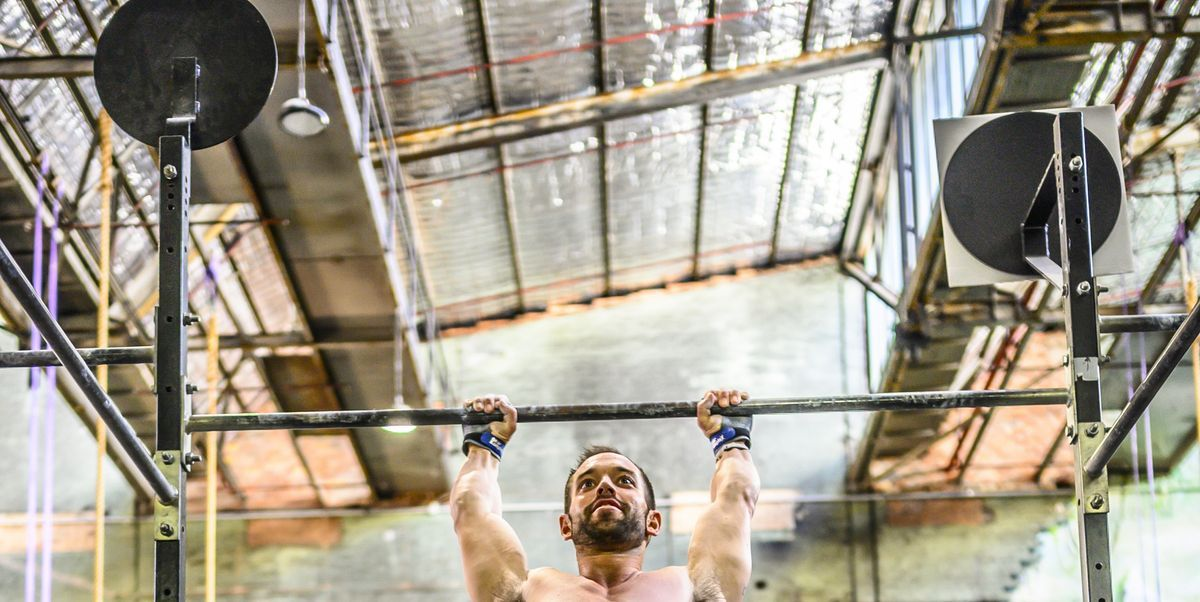 Rich Froning, CrossFit's 'Fittest Man in History' Shares