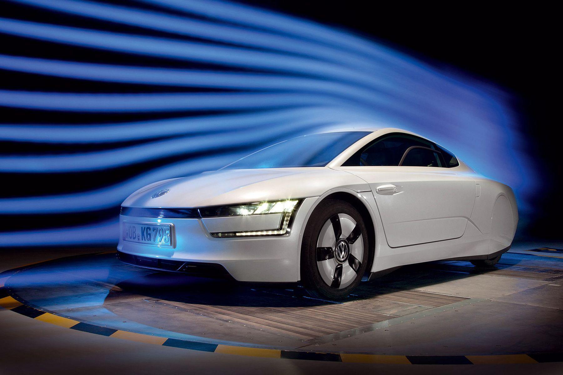 The Car Aerodynamics Quiz Volkswagen Car Concept Cars