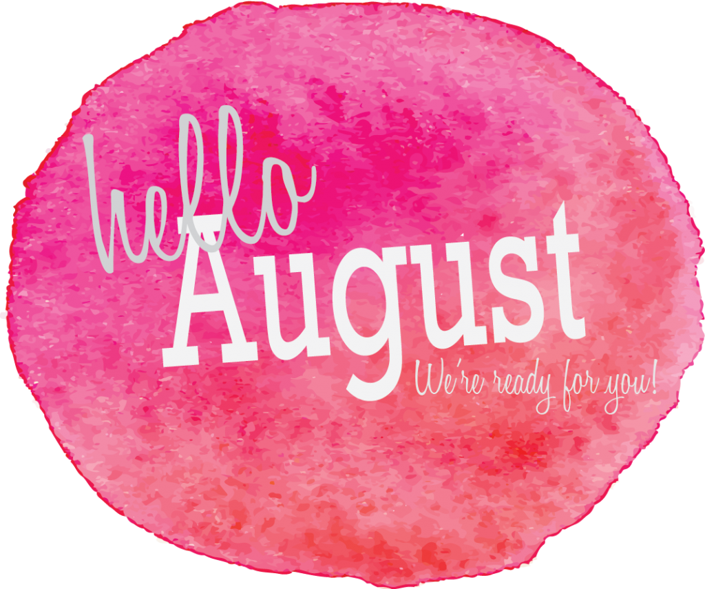 hello august images with nature background august clipart cute augsut images [ 1024 x 855 Pixel ]