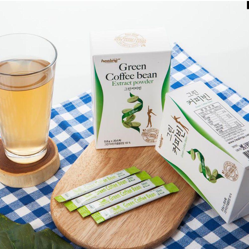 Green Coffee Bean Extract Powder Diet healing