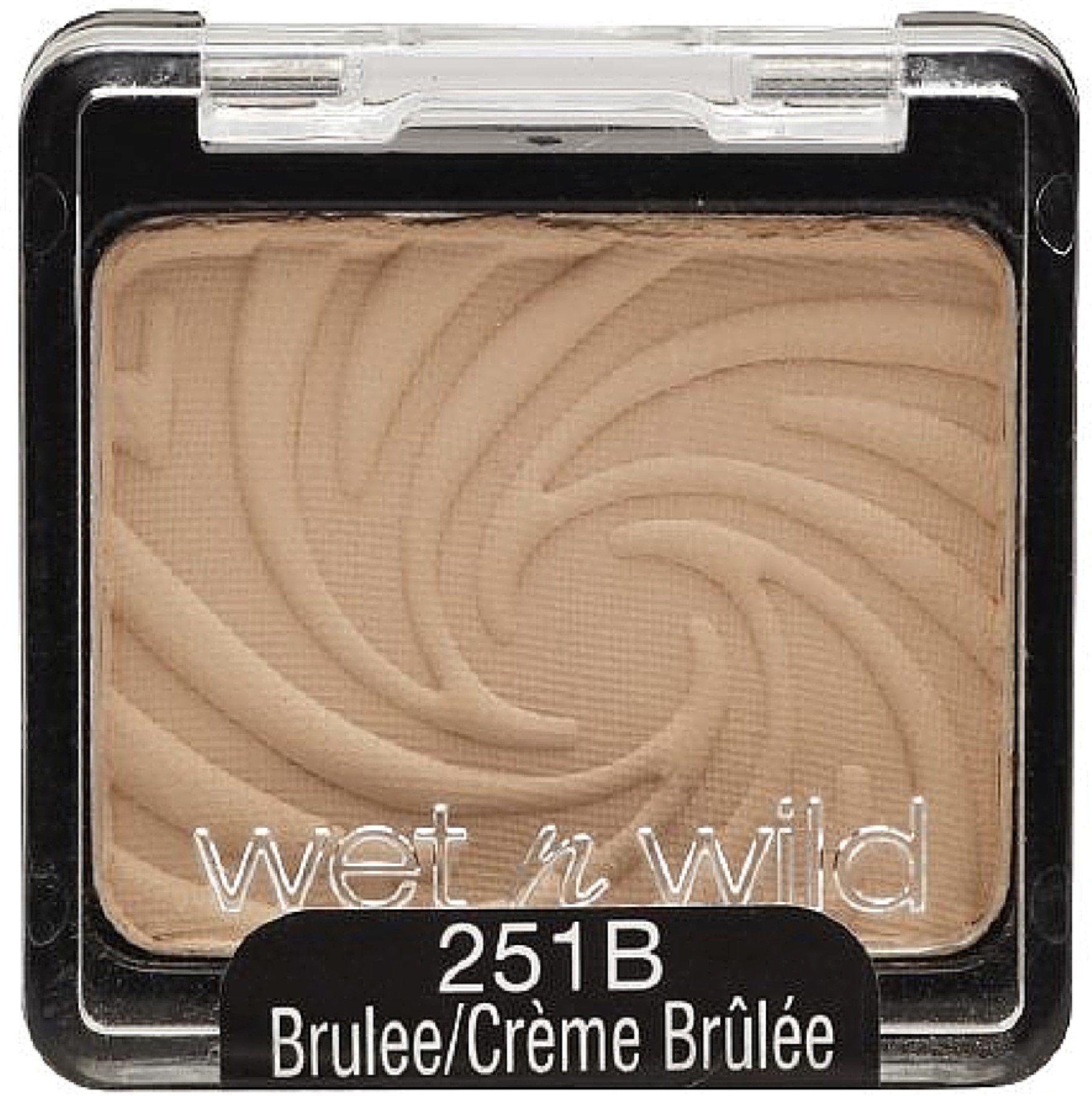 Wet N Wild Color Icon Eyeshadow Single Brulee 251b 0 06 Oz Pack Of 12 Product Of Wet N Wild Pack Of Wet N Wild Cosmetics Wet N Wild Wet N Wild Eyeshadow
