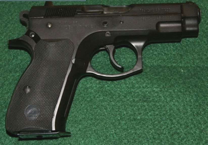 The Canik 55 Dolphin Is A 9mm Handgun Also Known As The Tristar C