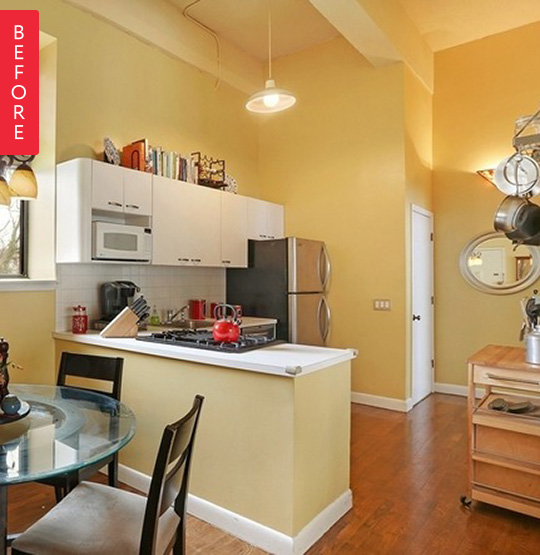 Before & After: A Park Slope Kitchen Looks Up — Sweeten