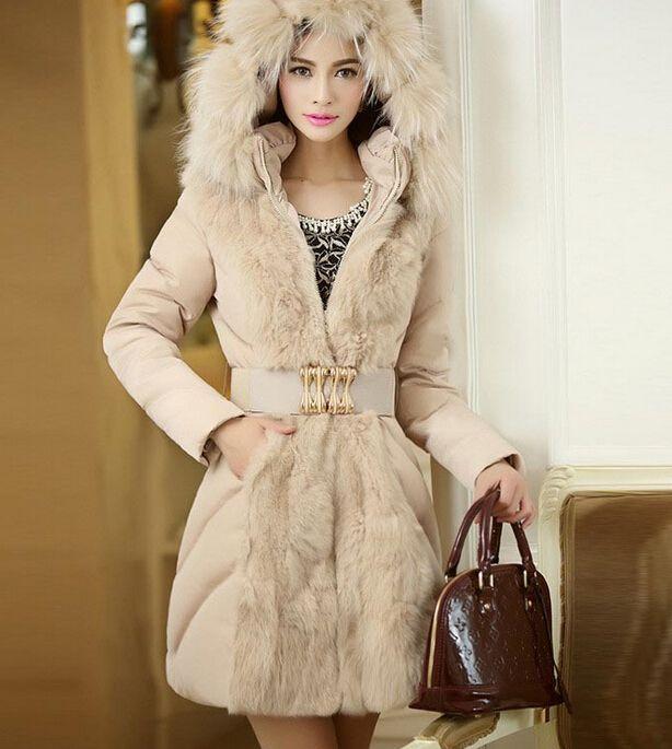 Fashion Warm Leather Jacket Coat