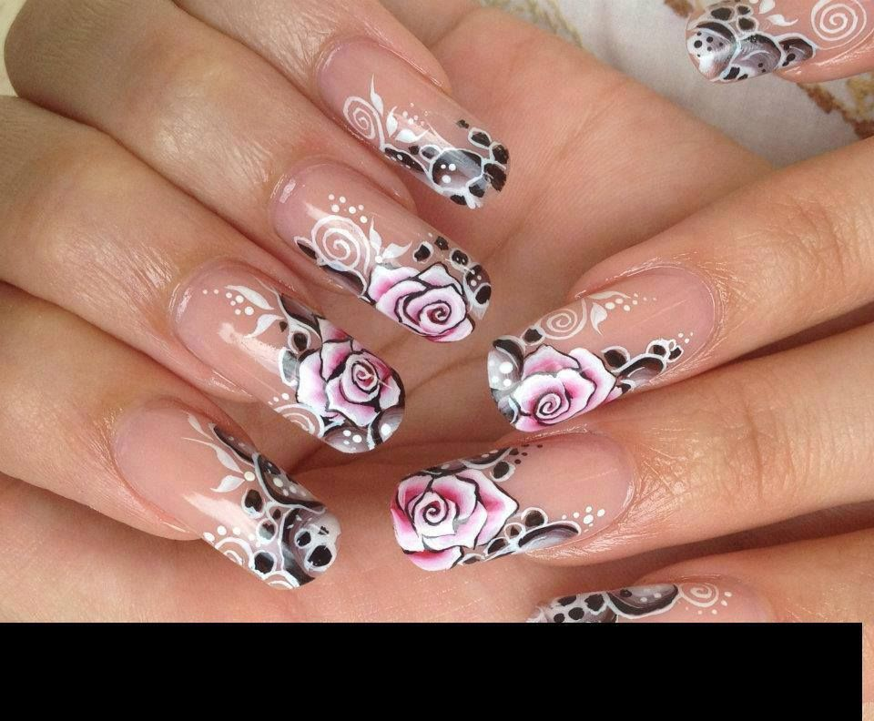 Must try this nail art.