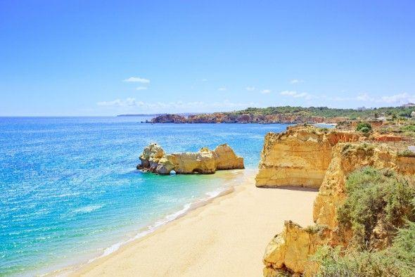 #PraiaDaRocha #Algarve #Portugal #Beach #Travel #Opodo