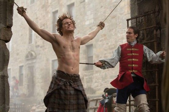 Outlander is going to be a TV show.  Guess I've got to read the books first! #outlander #dianagabaldon