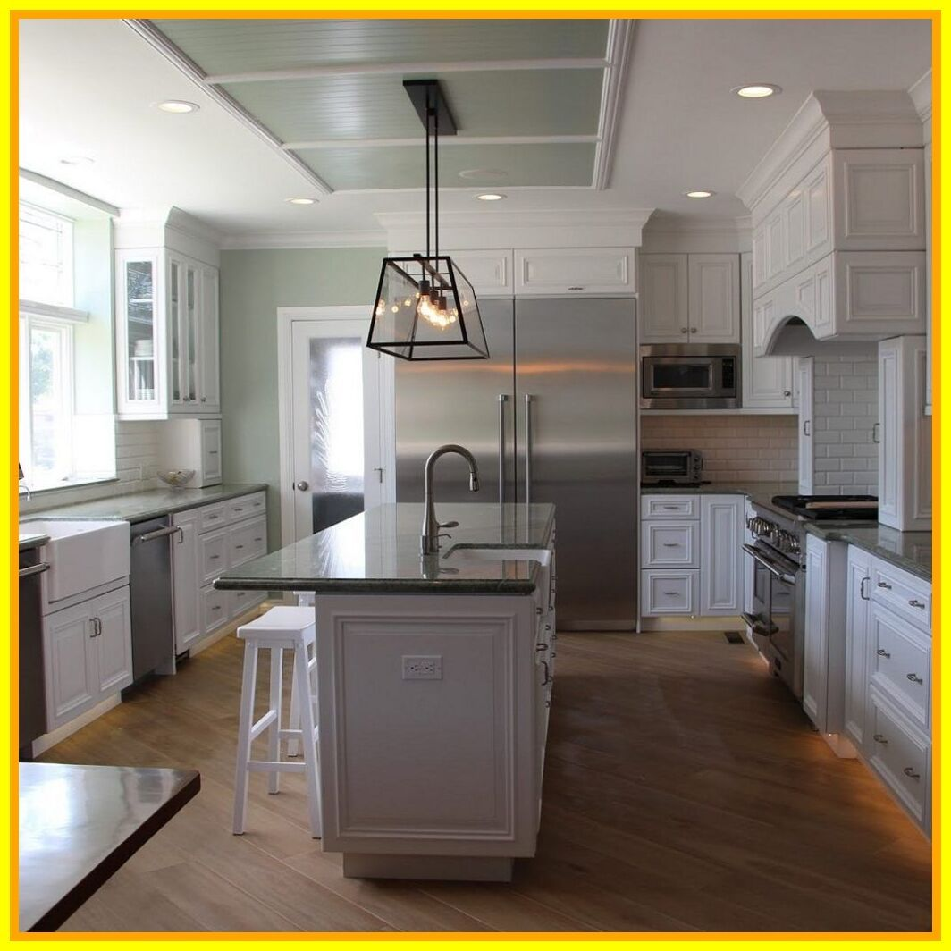 53 Reference Of Dark Granite Countertops With Grey Cabinets In 2020 Light Grey Kitchens Light Grey Kitchen Cabinets Dark Grey Kitchen