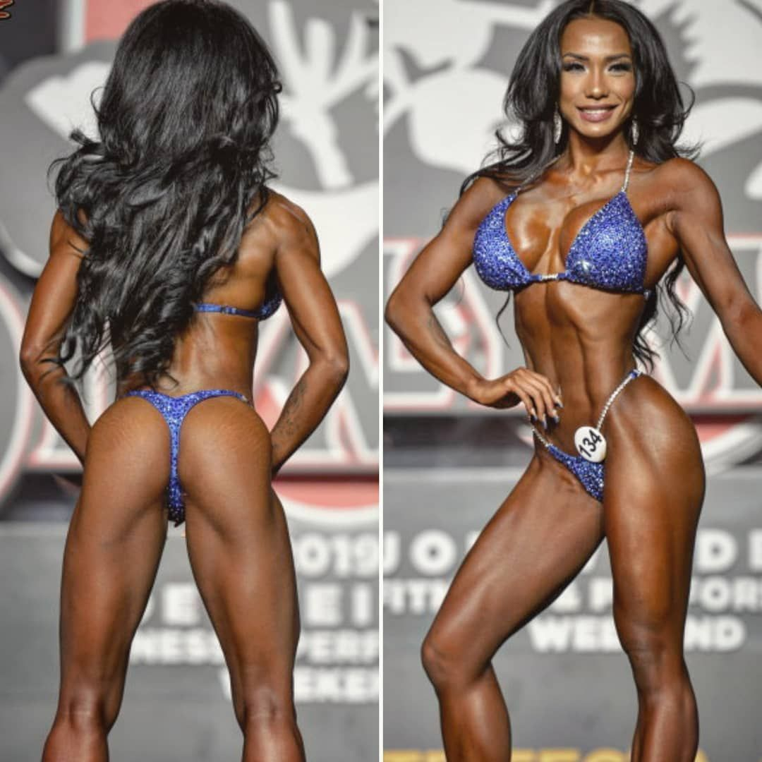 @maureenblanquisco.pro  2019 BIKINI OLYMPIA (Las Vegas, Nevada 🇺🇸 🇺🇸) #fitness #figure  #bikini #bik...
