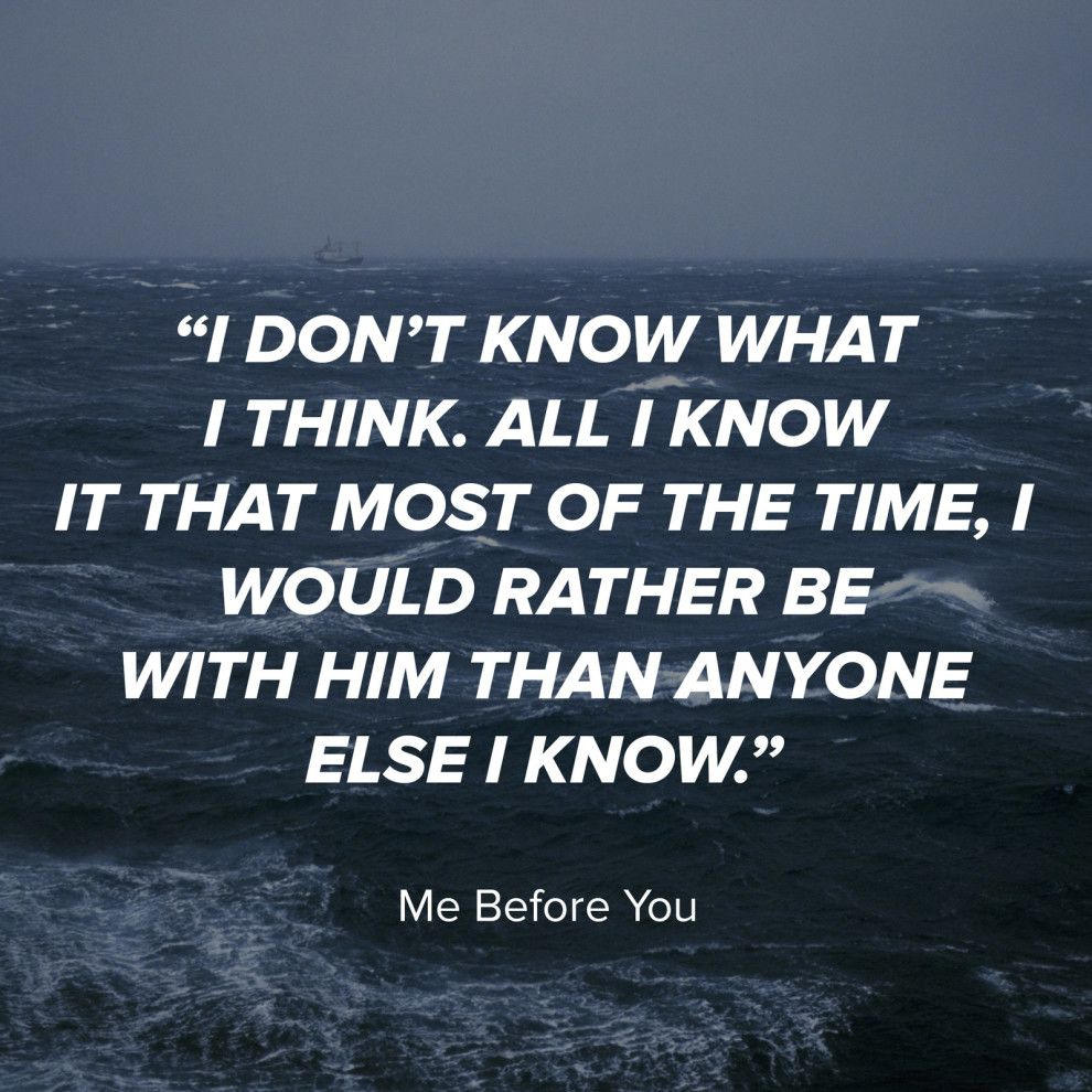 """22 Heart Wrenching Quotes From """"Me Before"""