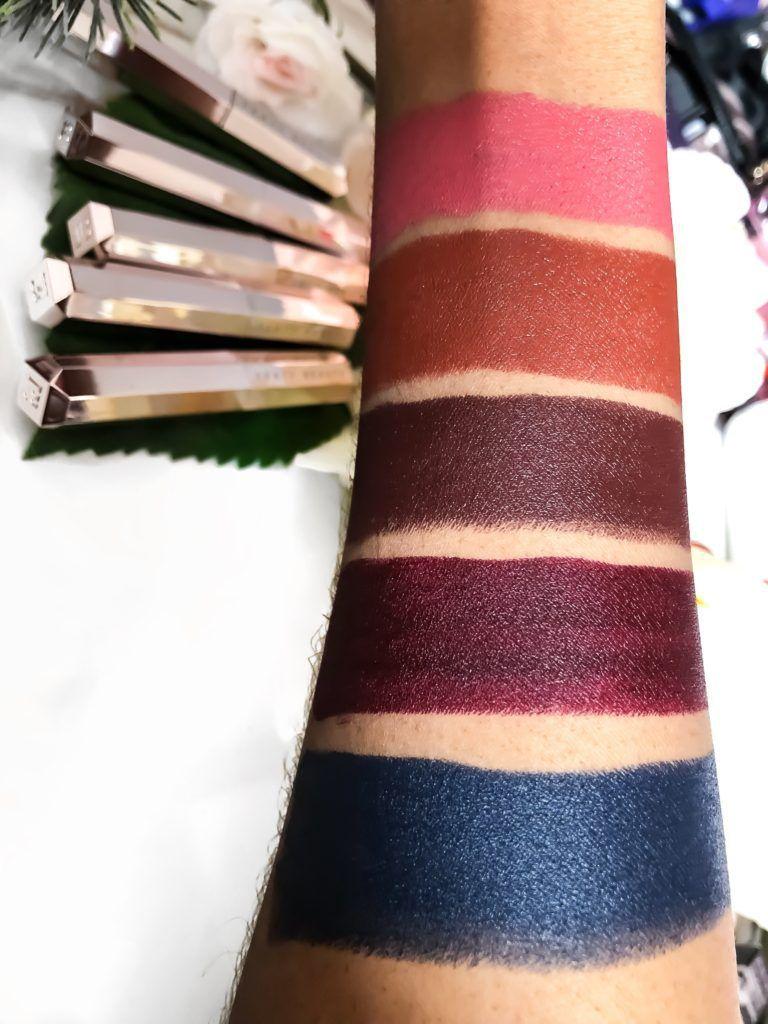 Mattemoiselle Plush Matte Lipstick by Fenty Beauty #17