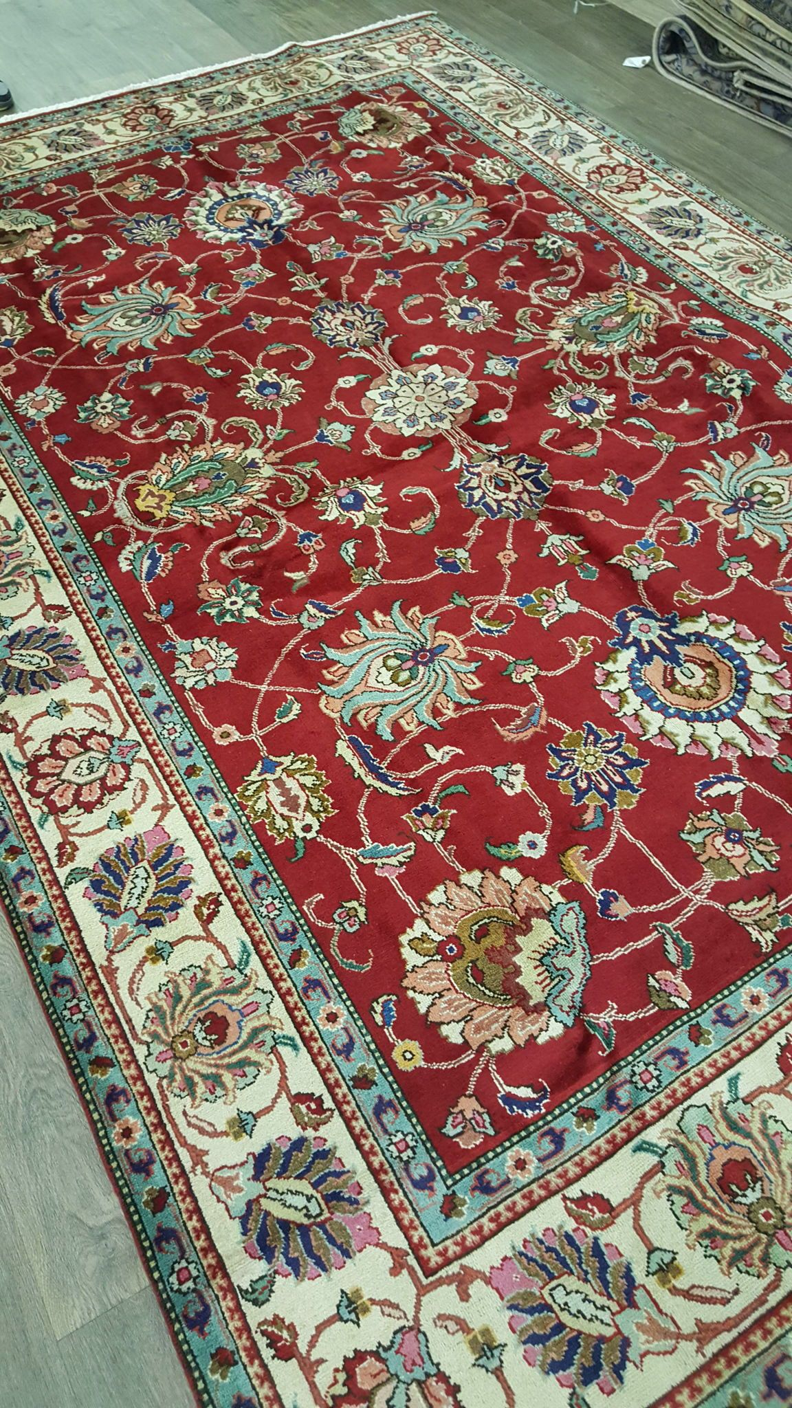 Small 100 Fine Wool Vibrant Colors Oriental Handmade Area Rug Authentic Affordable Persian Area Rug Magic Rugs Persian Area Rugs Affordable Area Rugs Rugs