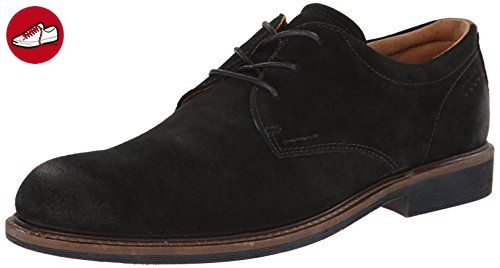 Illinois, Derby Homme - Noir (BLACK01001), 42 EUEcco