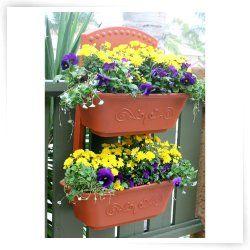 New Balcony Ledge Planter