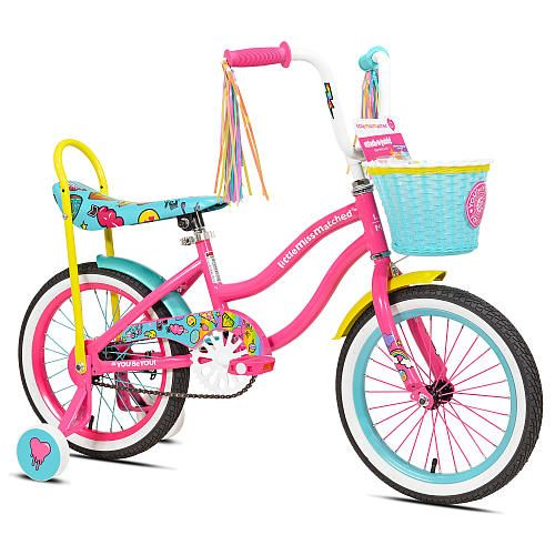 Girls 16 Inch Avigo Littlemissmatched Bike Toys R Us Toys R Us