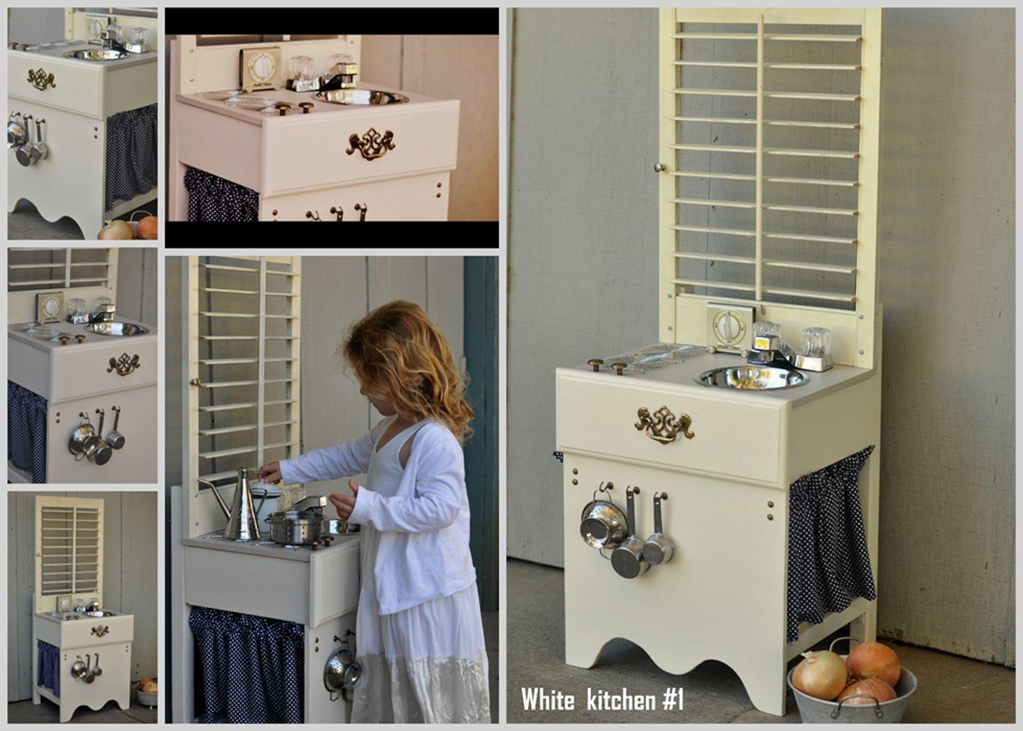 Kidkraft large pastel kitchen  My little kitchen  KCollection  My little kitchens  Pinterest