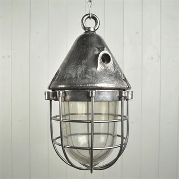 reclaimed industrial lighting. Reclaimed Industrial Lighting. Exellent Caged Mine Light Vintage Lighting Original House And S