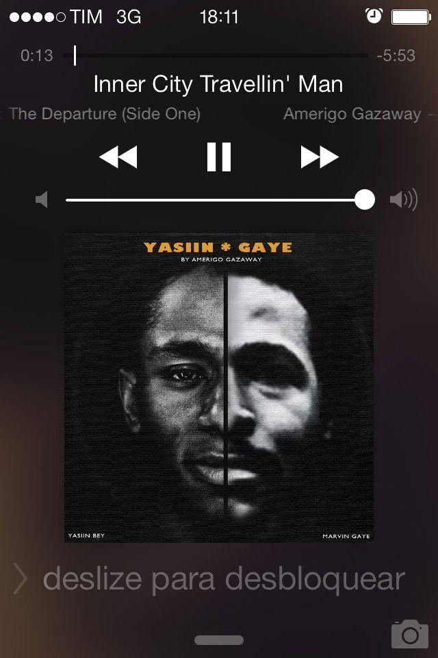A música em uma de suas mais lindas funções. A de ser a trilha sonora da vida.
