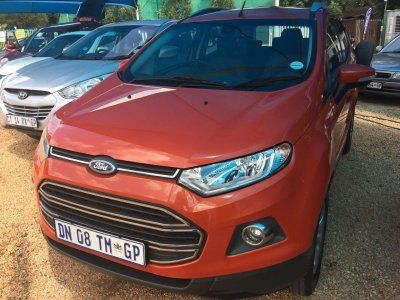 2015 Ford Ecosport 1 5td Titanium Gauteng Centurion 0 Ford Ecosport Ford Cars For Sale