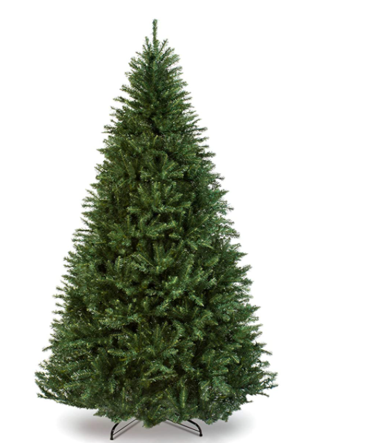 Best Choice Products 7 5ft Hinged Douglas Full Fir Artificial Christmas Tree Holiday Decora Christmas Tree Decorations Christmas Tree Artificial Christmas Tree