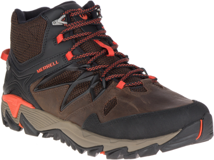Black Merrell Men/'s All Out Blaze 2 Mid GTX