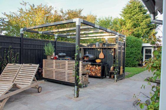 Outdoorküche planen Tipps rund um den FreiluftKochplatz