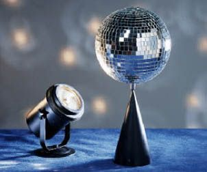 Amazing Our Affordable Tabletop Mirror Disco Ball Set Creates A Great Effect At  Your Big Event.