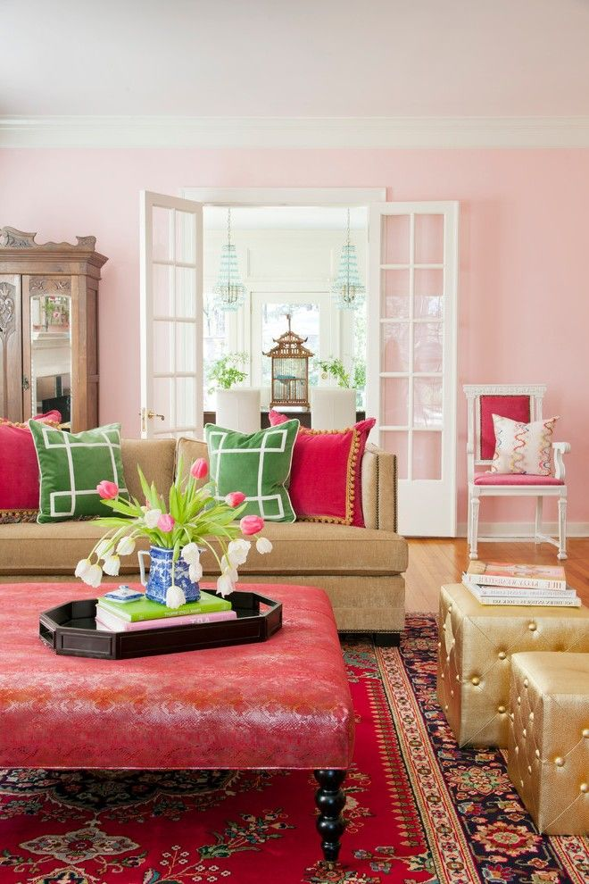 Preppy Home Decor Dining Room Beach Style With Roman Shades Transitional  China Cabinets And Hutches