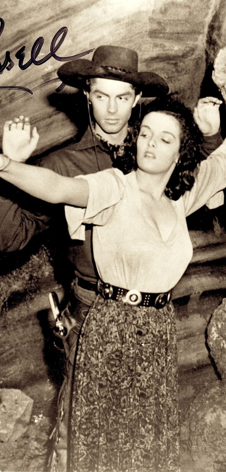 Jane russell in bondage