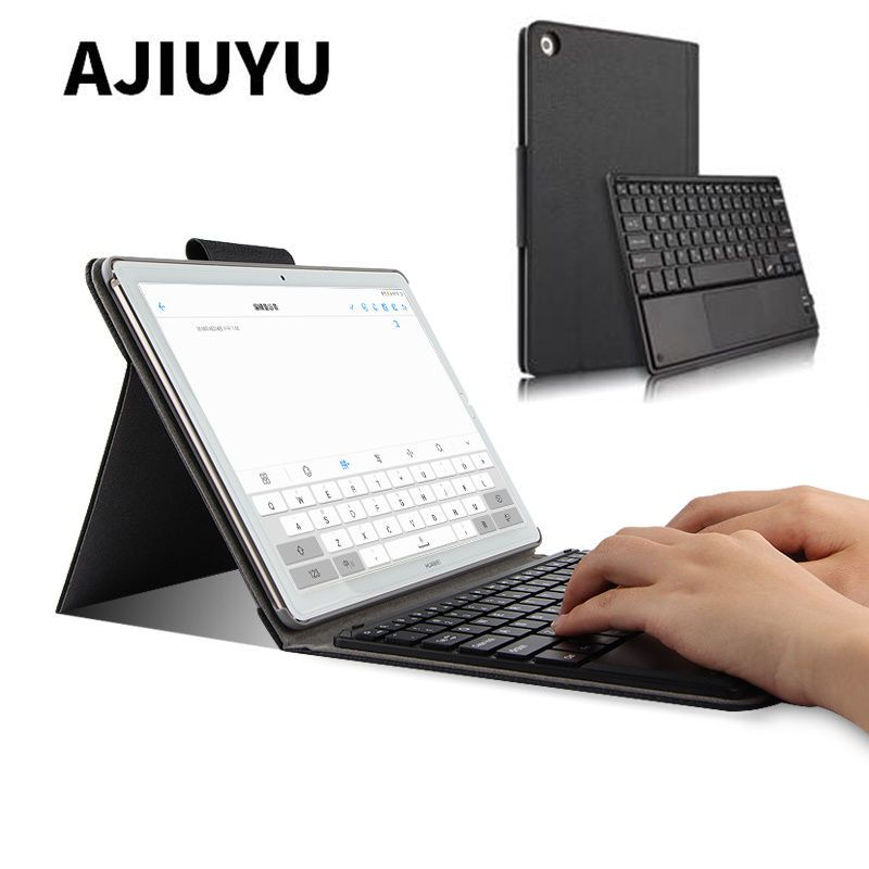 Case For Huawei Mediapad M5 10 10 8 Inch Cmr Al09 Wireless Bluetooth Keyboard Protective M5 Pro 10 8 Cmr W19 Tablet Cover Case Review Bluetooth Keyboard Tablet Cover Wireless Bluetooth
