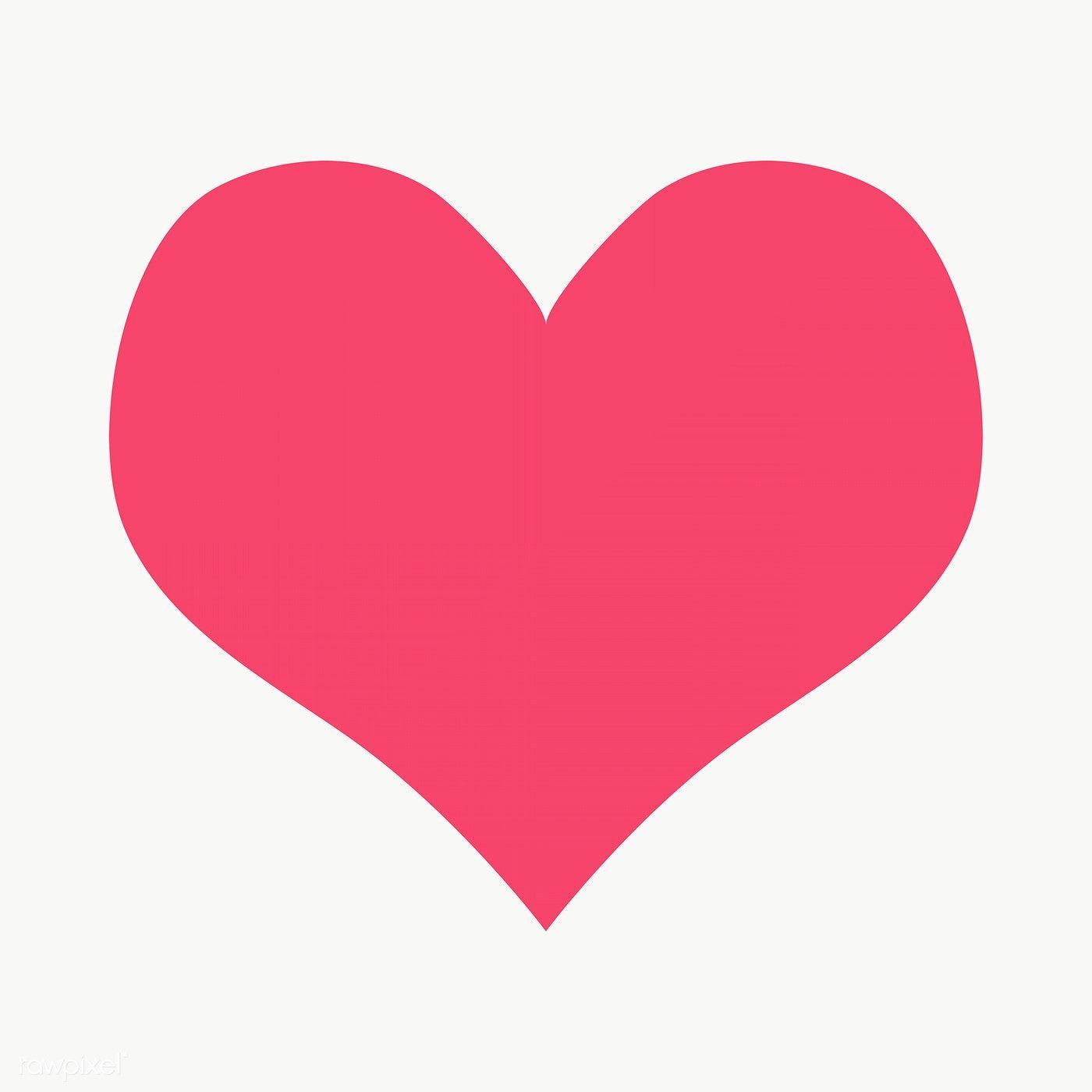 Pink Heart Geometric Shape Transparent Png Free Image By Rawpixel Com Ningzk V Geometric Shapes Geometric Star Printable Designs