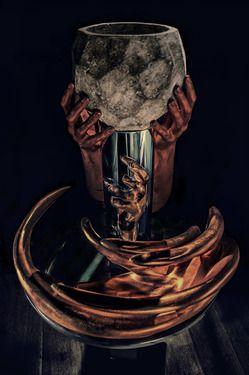 "Saatchi Art Artist Jonty Hurwitz; Sculpture, ""The Cult of Youthfulness"" #art"