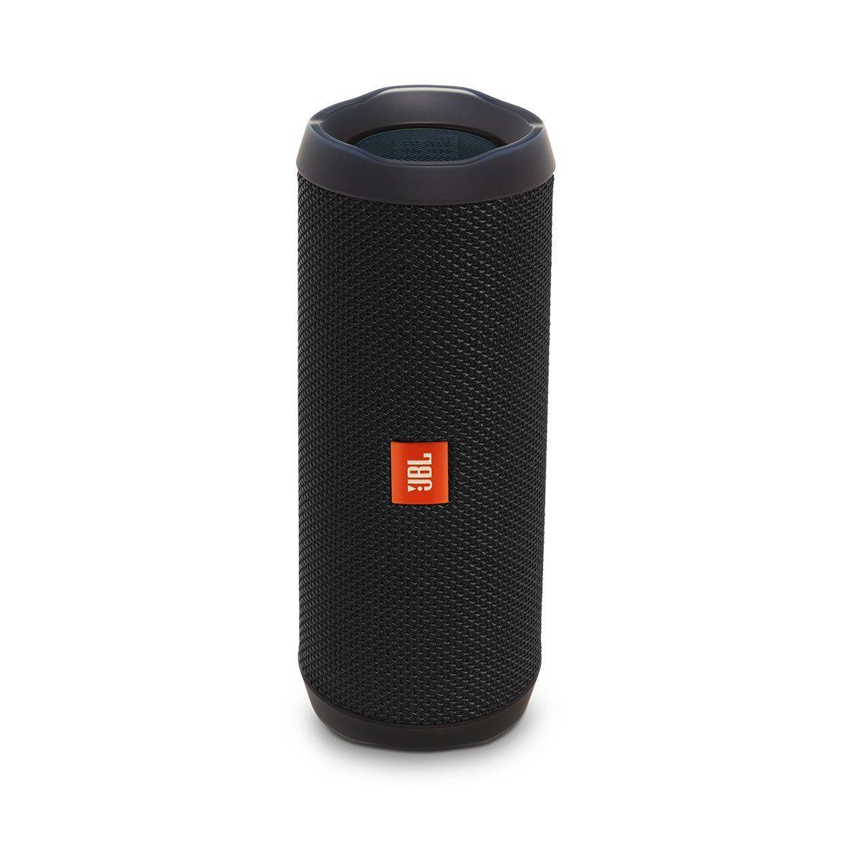 Jbl Flip 4 Waterproof Portable Bluetooth Speaker Black Electronics イヤホン