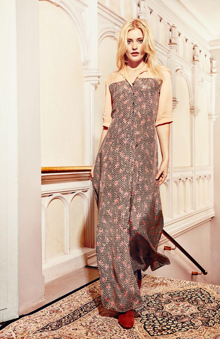Bohemian Mini Dress By Timo