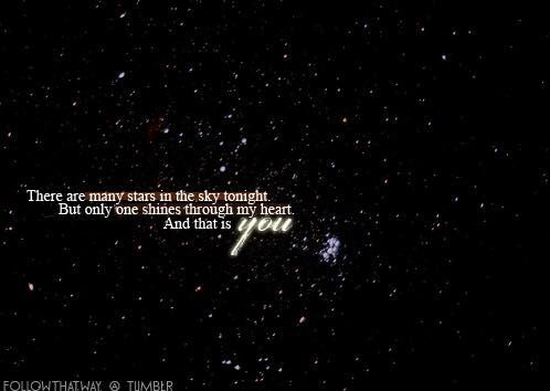Stars Love Quotes Extraordinary Pinbenji On Loves And Stars Above In The Abundant Galaxy