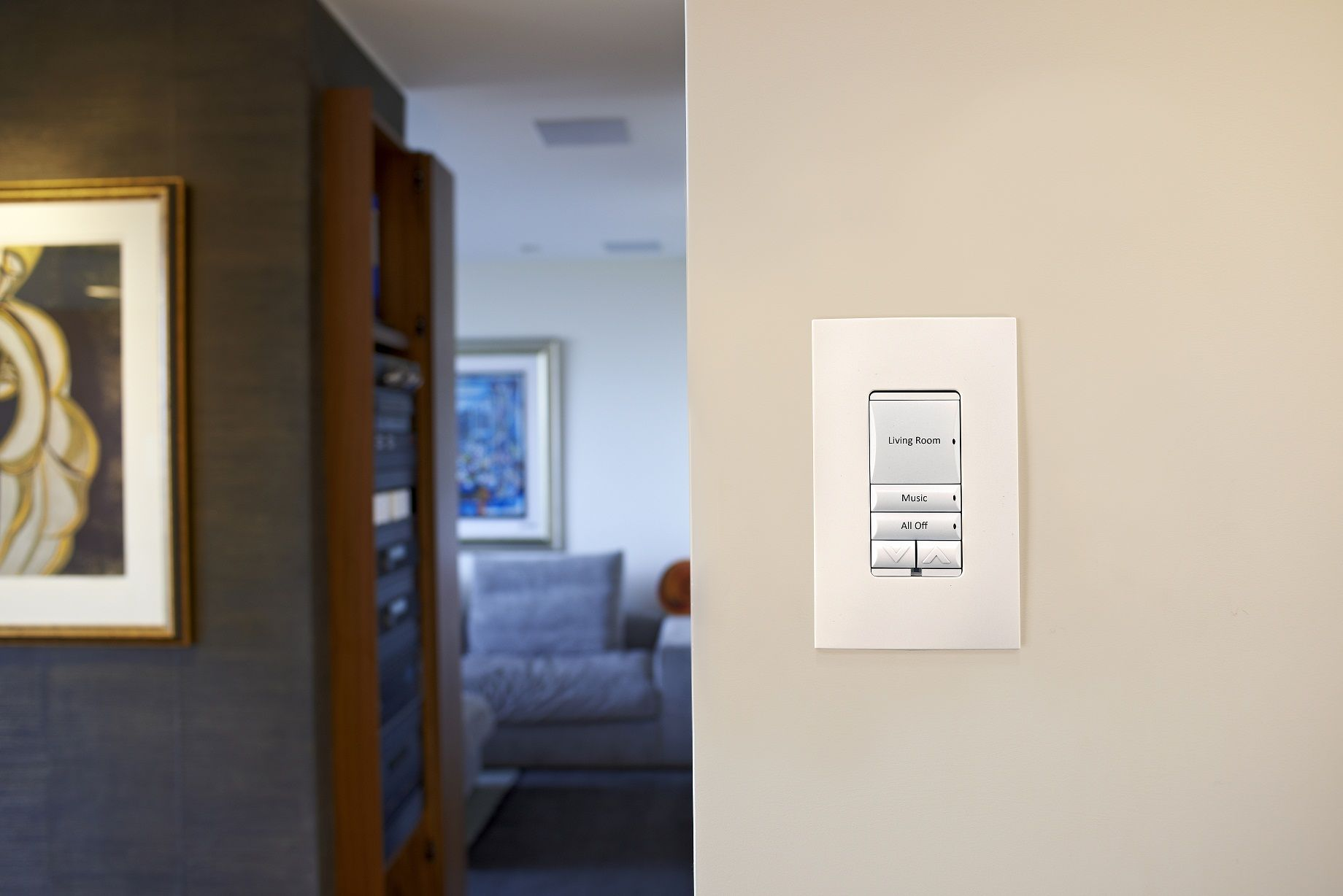 wireless lighting solutions. Control4® Wireless Lighting Control Products Provide A Broad Range Of Elegant And Energy Saving Solutions T
