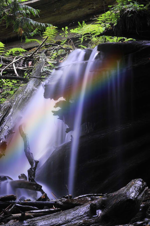 ✯ Rainbow Falls #rainbowfalls