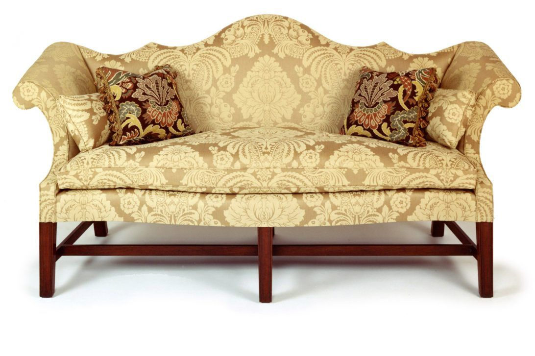 Sofa Or Queen Anne Style Furniture