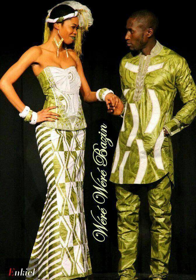 Bekannt Épinglé par lascot sur Mariage | Pinterest | Mode africaine  JJ79