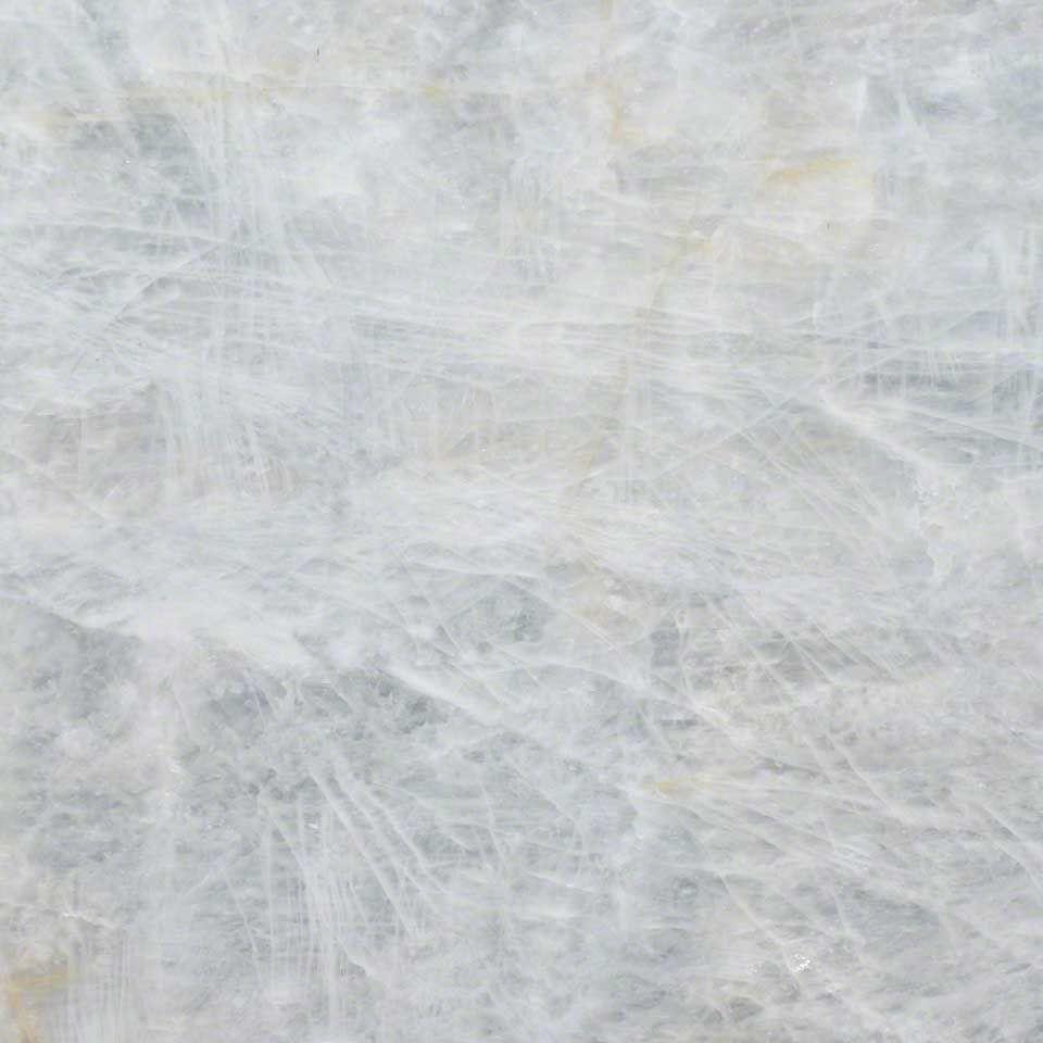 Crystal Ice Quartzite Slab White Iceberg Crystal Counters
