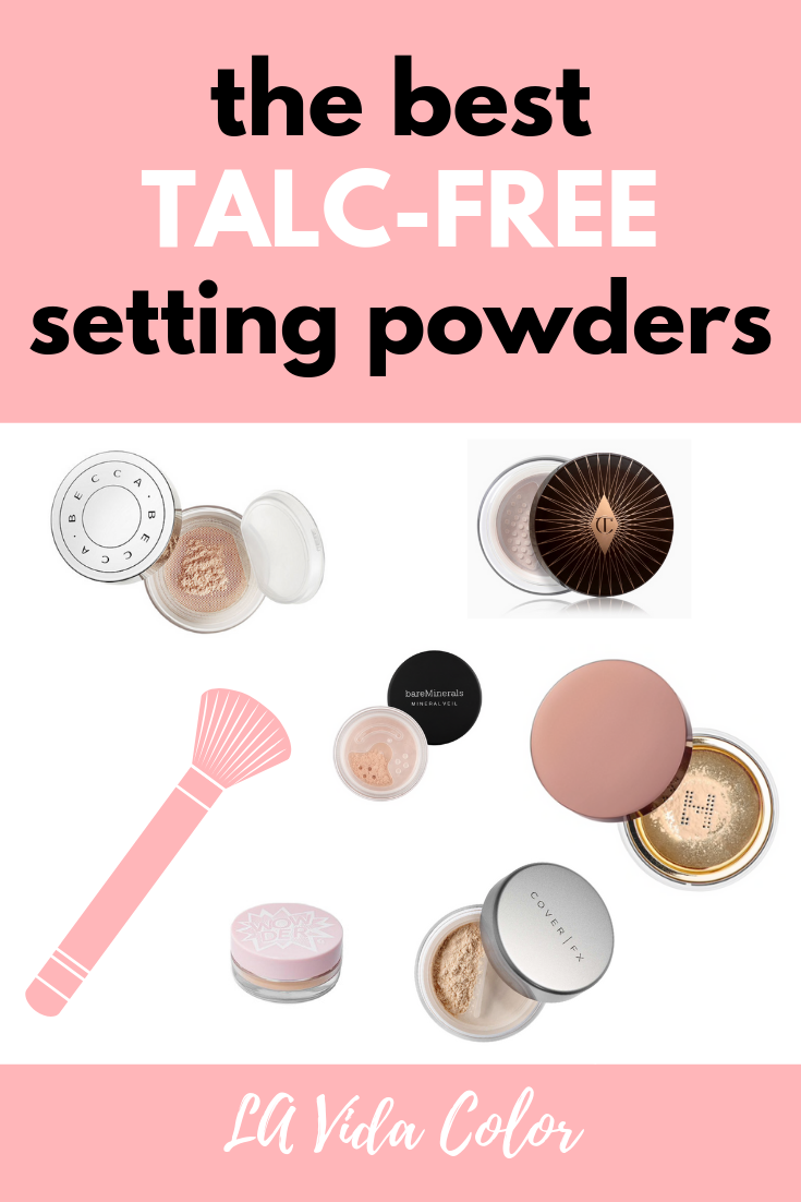 Best Setting Powders for Oily Skin That Are TalcFree