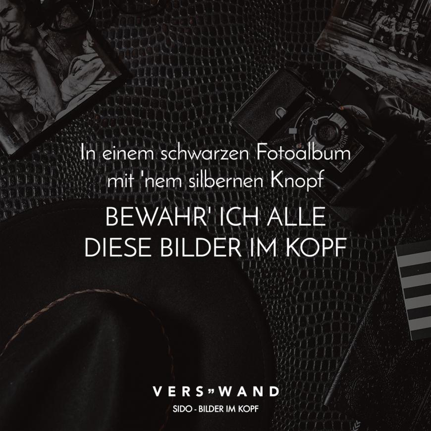 In Einem Schwarzen Fotoalbum Mit Nem Silbernen Knopf Bewahr Ich