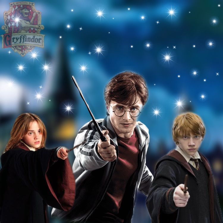 Harry Potter 4ever