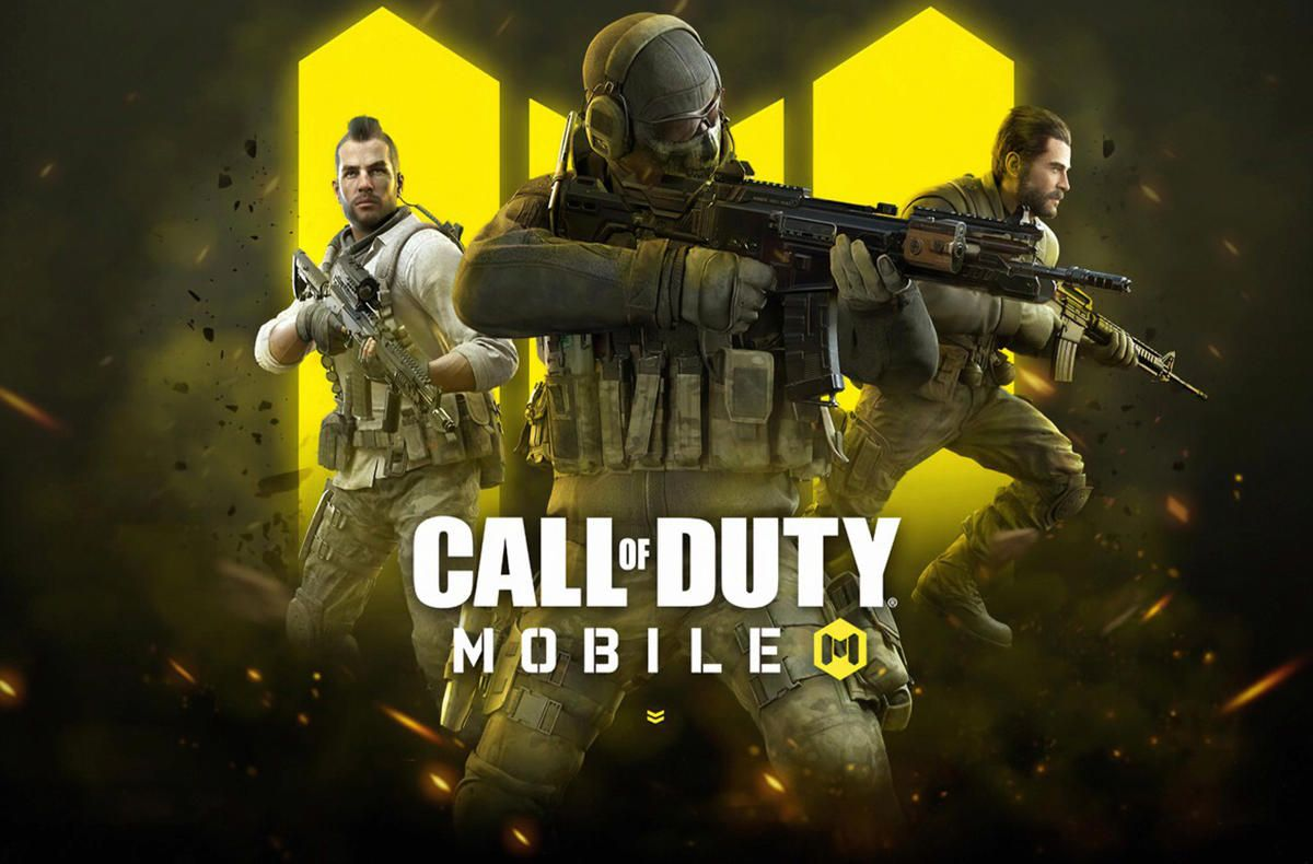 Pin On Svet Androida Call of duty mobile 2019 game