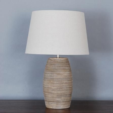 Andora Swirl Table Lamp Dunelm Table Lamp Lamp Side Table Lamps