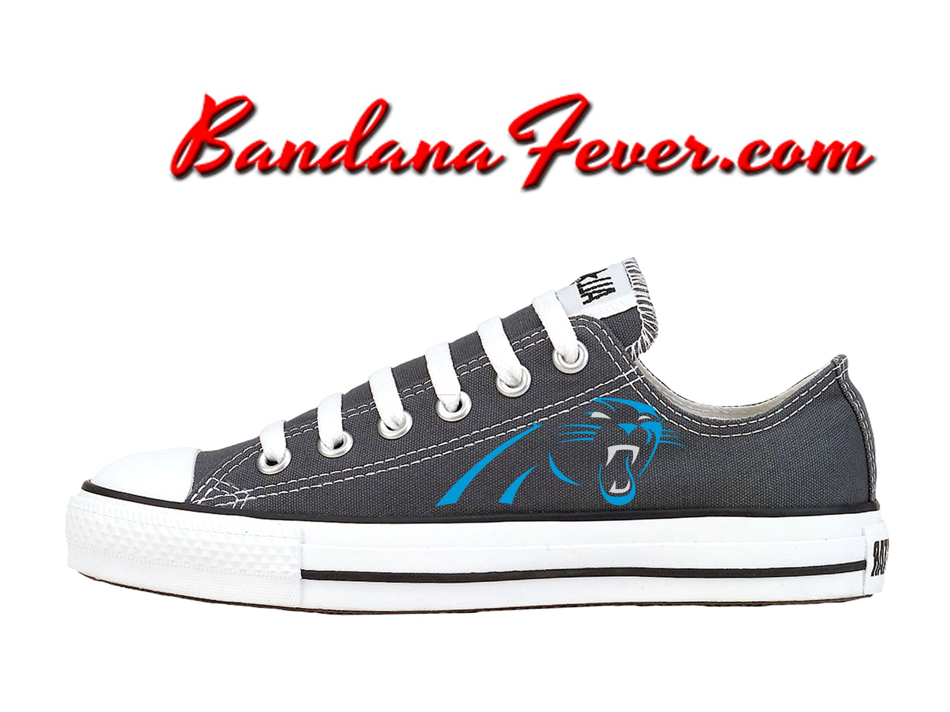 Copy of Custom Penguins Converse Low Black, FREE SHIPPING