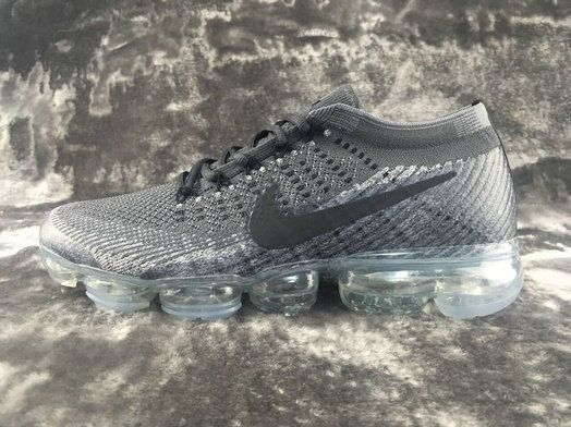the best attitude 7907e 1f45c New Style Air Max Family Cheapest 2017 NIKE AIR VAPORMAX FLYKNIT Mens Shoes  black white grey