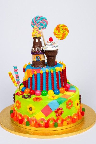 Good Work Every Special Order Cake Is Unique But Heres Just An Example Of A Recent Birthday One Our Decorators Dreamed Up